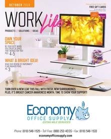 WorkLife Flyer