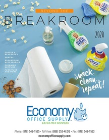 2020 Breakroom Catalog