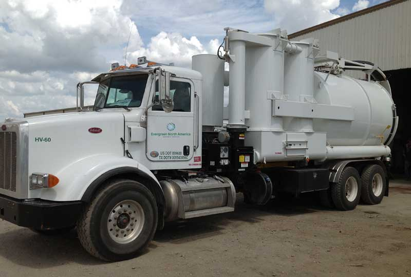 Vacuum Truck Services | Environment & Industrial Cleaning